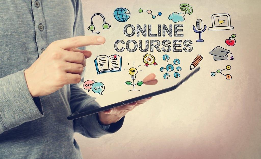 Online learning palatte