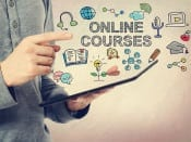 Online learning palatte