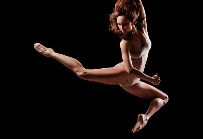 Dance therapy (ballet)