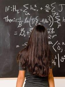 math teen