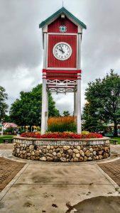 Heritage Park's Clock Tower